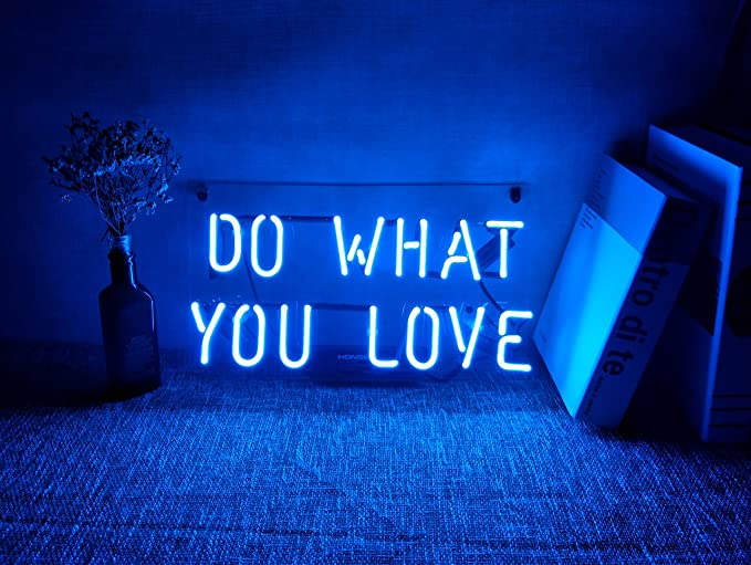 Do What You Love Tools & Home Improvement Neon Light Sign