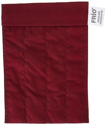 Frio - Cartera térmica de refrigeración, color rojo, tamaño grande