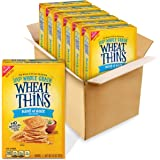 Wheat Thins Hint of Salt Whole Grain Low Sodium Crackers, 6 - 9.1 oz Boxes