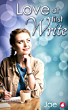 Love at First Write: Four romantic short stories