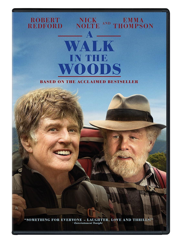 A Walk In The Woods Uk Import Amazon De Robert Redford Nick Nolte Emma Thompson Ken Kwapis Dvd Blu Ray