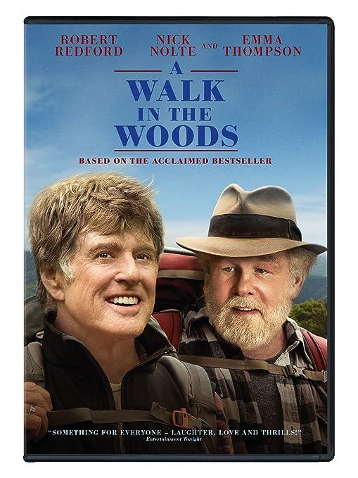 Walk In The Woods Robert Redford Nick Nolte Nick Offerman Mary Steenburgen Emma Thompson Ken Kwapis Movies Tv