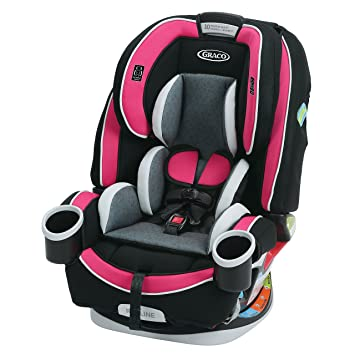Graco 4Ever 4 In 1 Convertible Car Seat Azalea