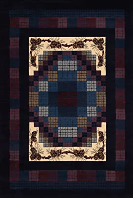 United Weavers of America 940 13064 Manhattan Collection Indoor Rug, 111