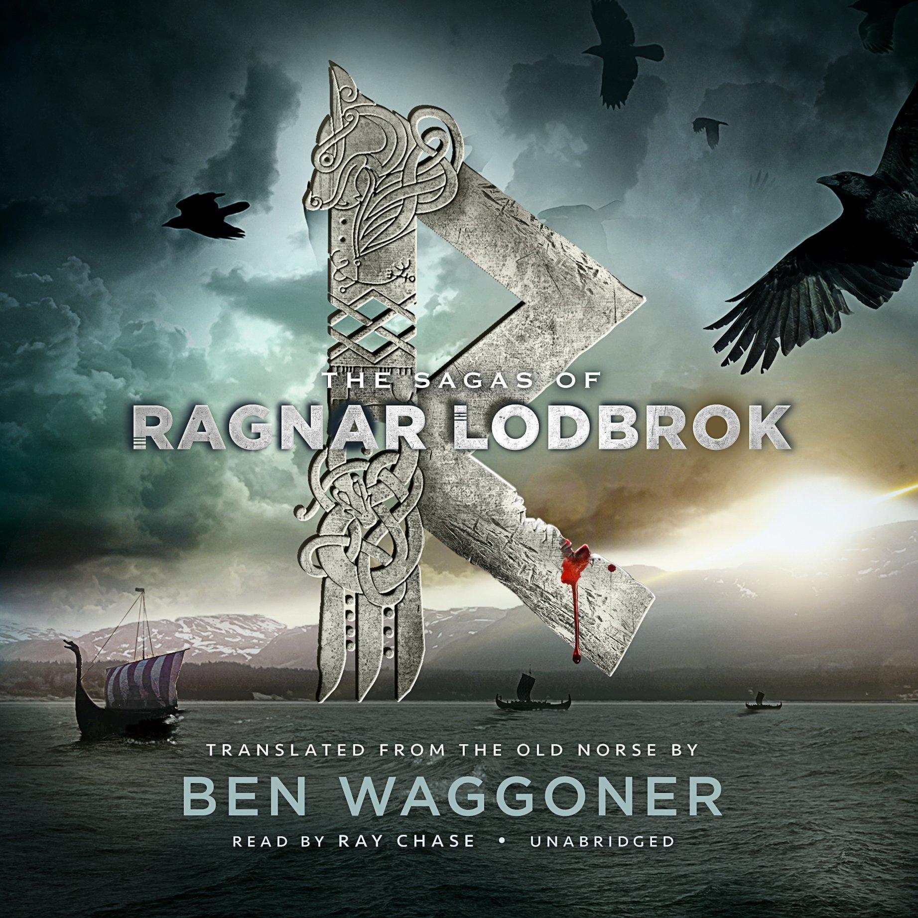 The Sagas of Ragnar Lodbrok: Amazon.co.uk: Ben Waggoner ...