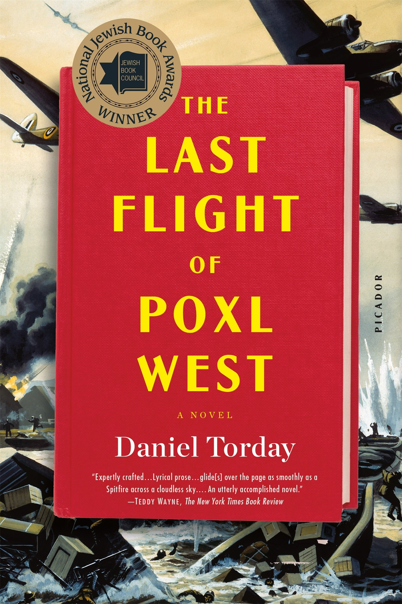 the last flight of poxl west a novel daniel torday the last flight of poxl west a novel daniel torday 9781250081605 com books