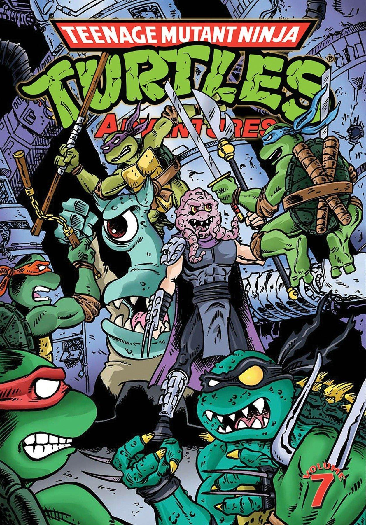 Teenage Mutant Ninja Turtles Adventures Volume 7 (TMNT Adventures) PDF