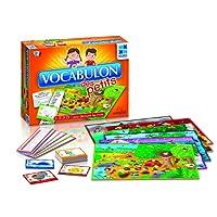 Megableu - 096003 - Jeu éducatif - Vocabulon des Petits