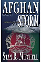 Afghan Storm (Nick Woods Book 3) Kindle Edition