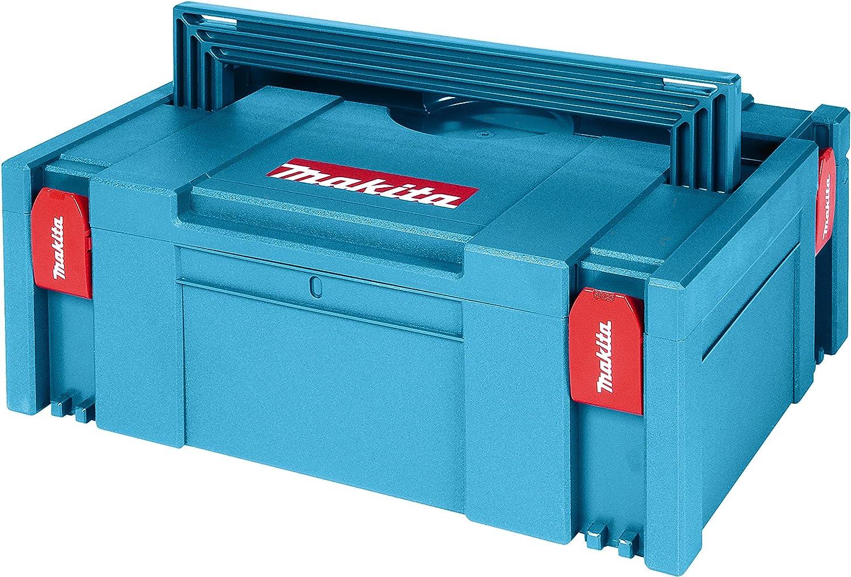 Makita P-72372 Systainer Set Gr. 2 - Caja de transporte y herramientas: Amazon.es: Bricolaje y herramientas