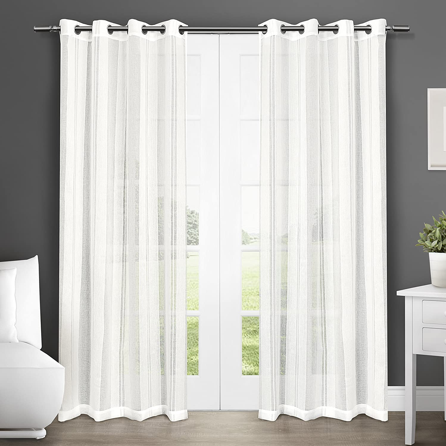 ikea jpg of pair curtain white majgull pe blackout from curtains and ideas linen grey fresh