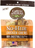 Earth Animal NoHide Chicken Chews 2 Pack (4 oz)