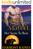 Her Scars to Bear: BBW Bear Shifter Dating Agency Romance (Fated and Mated Book 1)
