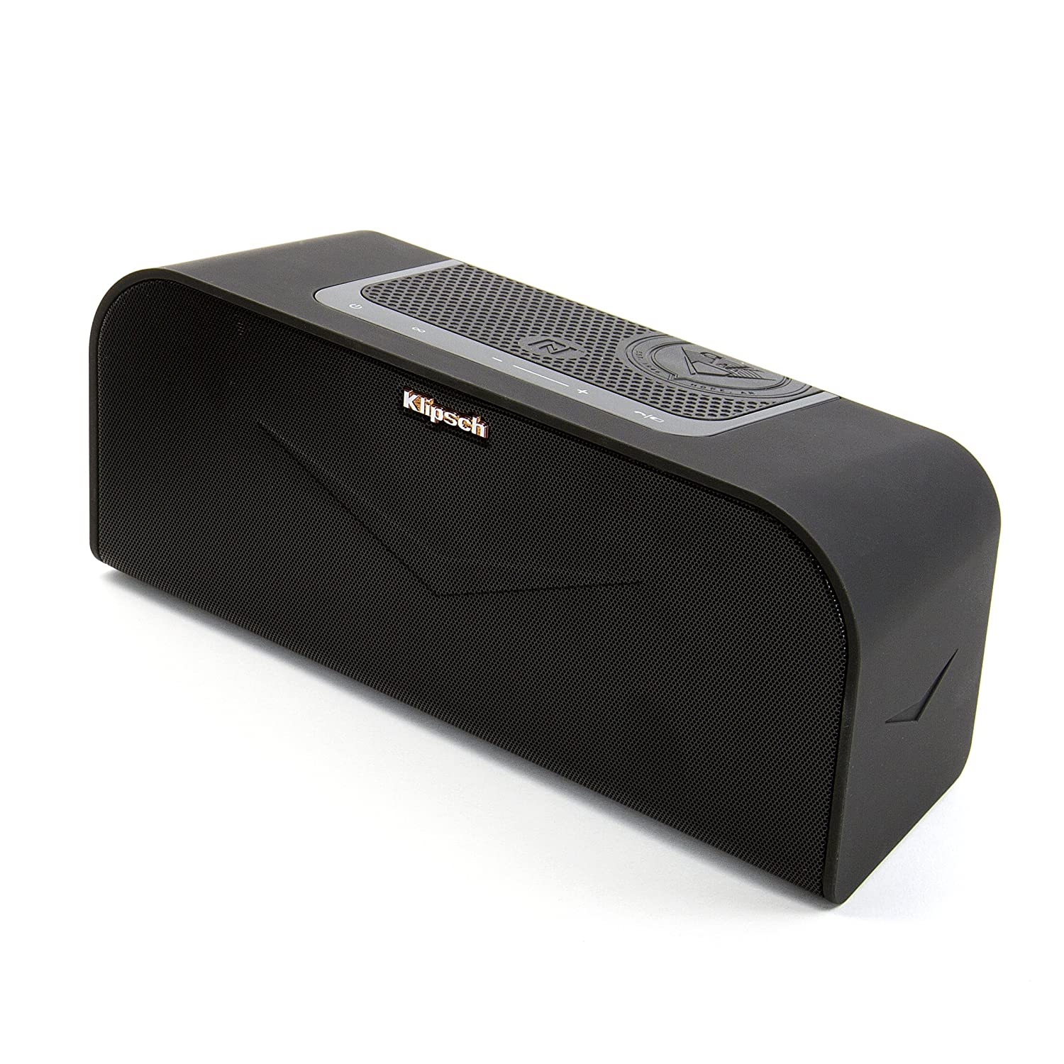 Klipsch KMC 1 Black Portable Speaker with Bluetooth