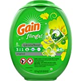Gain Flings Laundry Detergent Pacs, Original Scent, 81 count