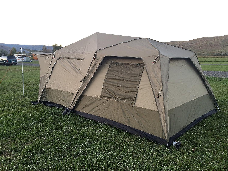Amazon.com : Black Pine Sports Supreme 6-Person Turbo Tent : Sports & Outdoors