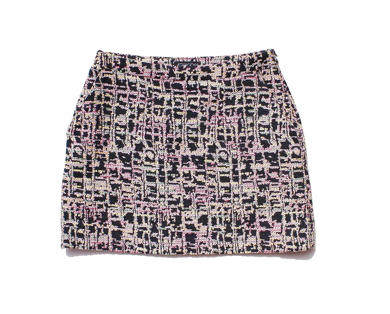d813edd86eca APRICOSS Women's Casual High Waist Tweed A-Line Mini Skirt at Amazon  Women's Clothing store: