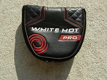 Amazon.com: Callaway odisea Blanco Hot Pro – Putter de golf ...