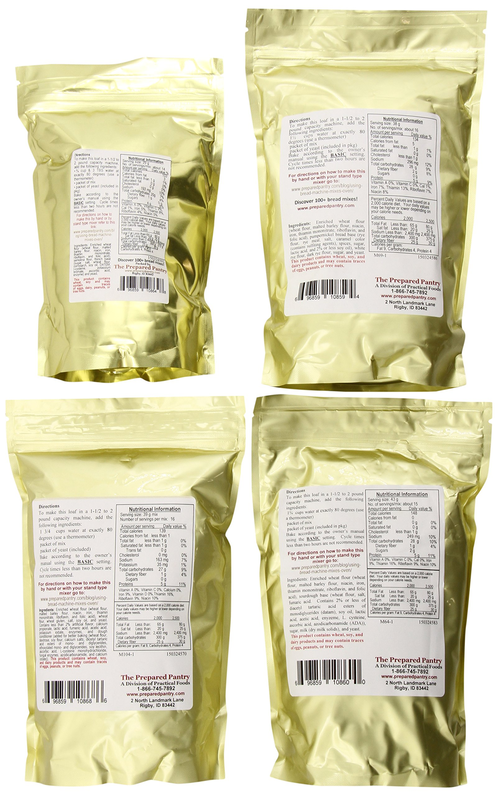 The Prepared Pantry International Collection, 81.2 Ounce by The Prepared Pantry (Image #2)