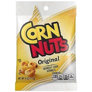 Corn Nuts Original Crunchy Corn Kernels (4 oz Bag)