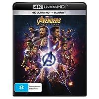 Avengers: Infinity War (4K/BD)