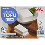 Mori-Nu Silken Tofu, Firm, 12.3 Ounce (Case of 12)