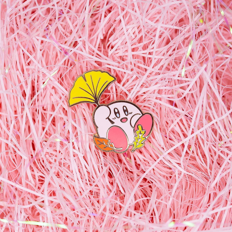 Suugr Studio Cute Kirby Premium Hard Enamel Pin Hoshi no Kirby Original