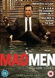 Mad Men - Season 3 [3 DVDs] [UK Import]