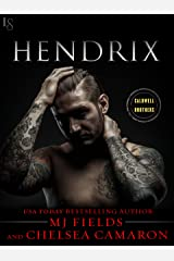 Hendrix (Caldwell Brothers Book 1) Kindle Edition