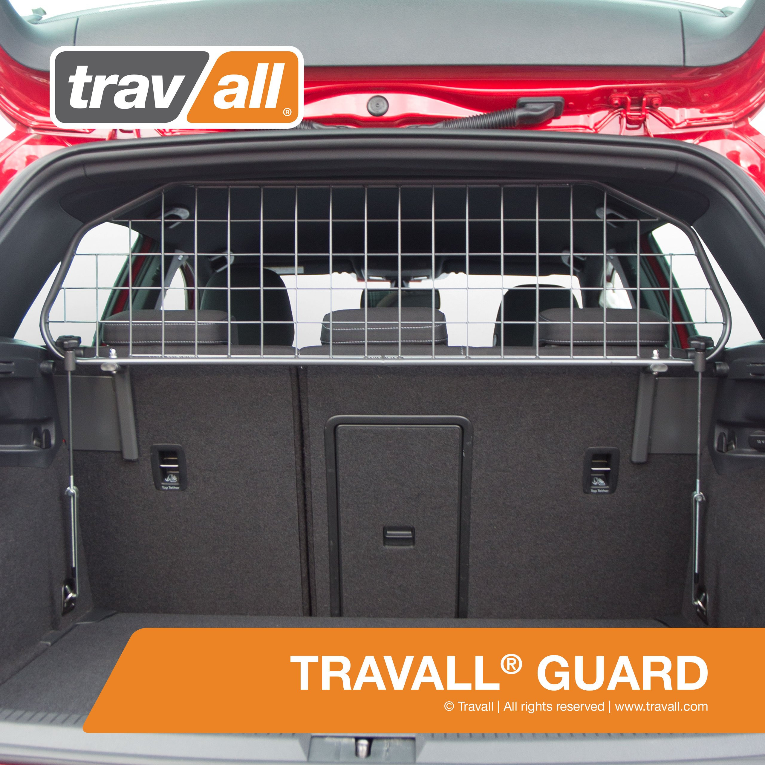 VOLKSWAGEN Golf Hatchback Pet Barrier (2013-Current) - Original Travall Guard TDG1409