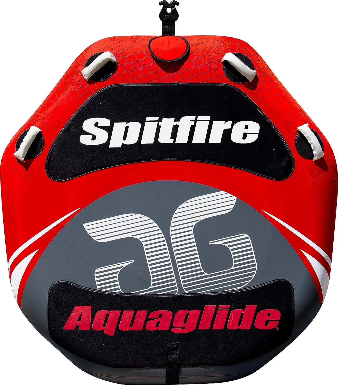 『4年保証』 Aquaglide 585216609 585216609 Spitfire 60 4 Winged形状Towableチューブ 4 B018NHE95I、レッド、60 by 60-inch B018NHE95I, 4CUPS+DESSERTS:5d9f1f36 --- senas.4x4.lt