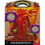 Wonderology – Science Kit – Shake & Quake Volcano