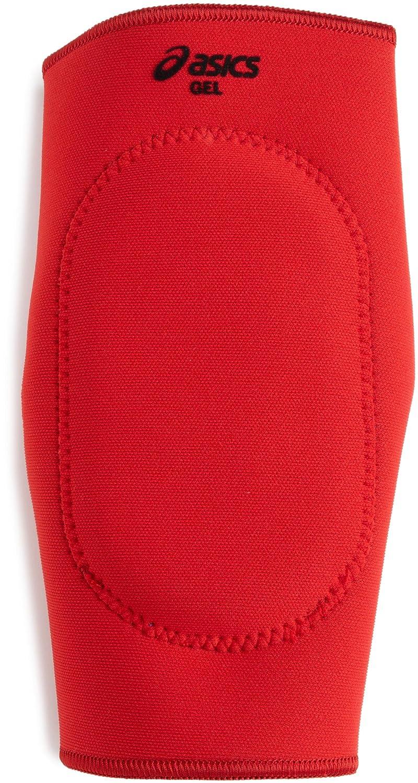 Asics男女兼用 Gel レスリング膝パッド B000PGH78M Red/Royal Medium
