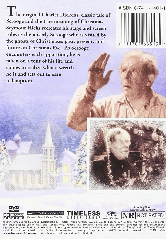 Scrooge 1935 / Dol DVD Region 1 NTSC US Import: Amazon.de: DVD & Blu-ray