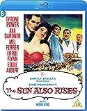 The Sun Also Rises [Blu-ray]
