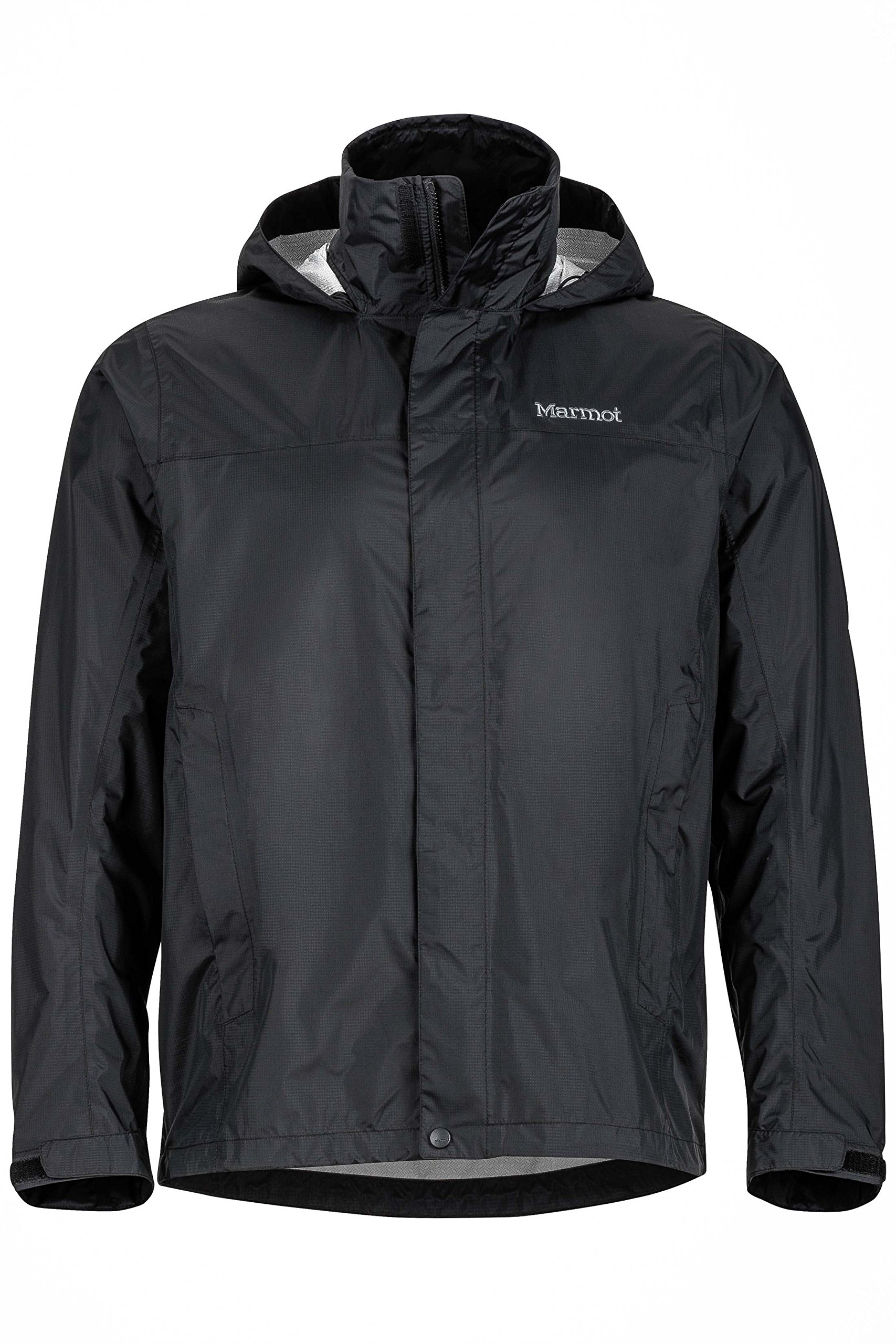 Marmot Men's PreCip  Jacket Black LG by Marmot