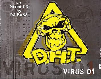 D.H.T.Virus 1: Various, Danger Hardcore Team: Amazon.es: Música