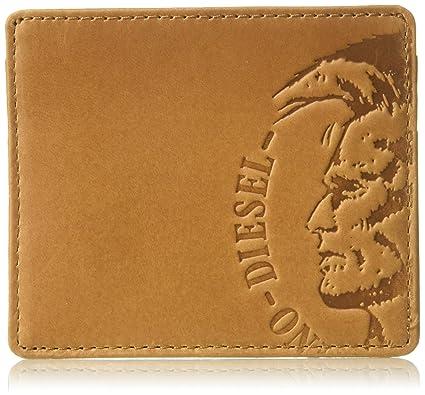 Diesel Hombres Porta tarjetas de crédito - Marrón - talla ...