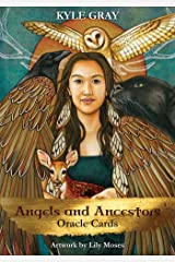 Angels and Ancestors Oracle Cards: A 55-Card Deck and Guidebook Cards