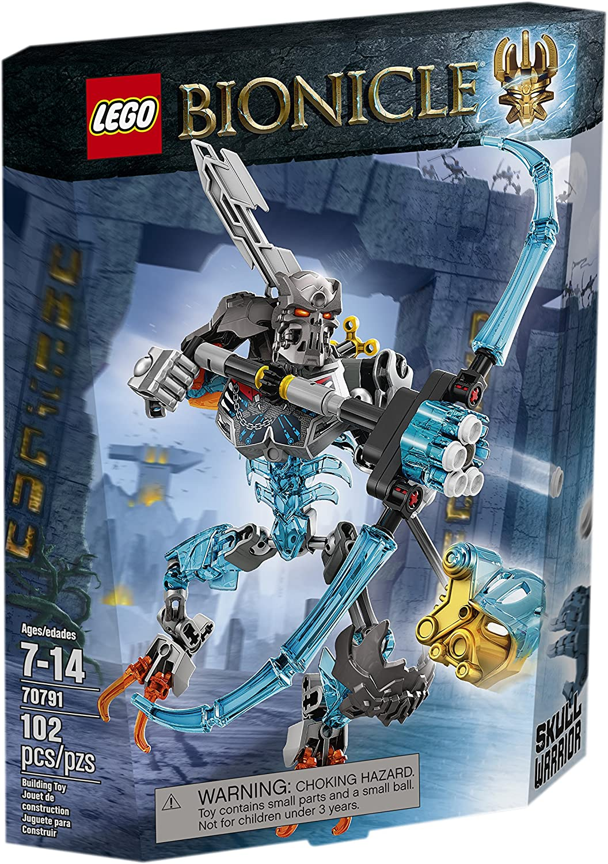 LEGO Bionicle 70791 Skull Warrior Building Kit