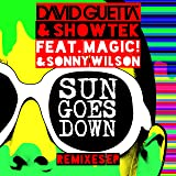 Sun Goes Down (Feat. Magic! & Sonny Wilson) [Remixes EP]