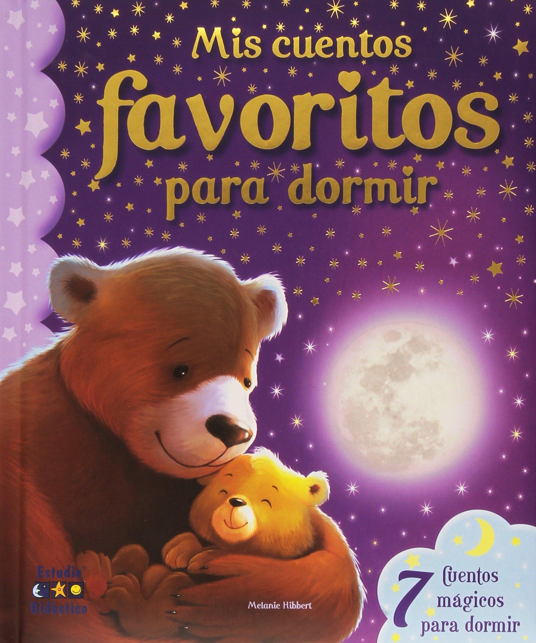 Mis cuentos favoritos para dormir: VV.AA.: 9788497866514: Amazon.com: Books