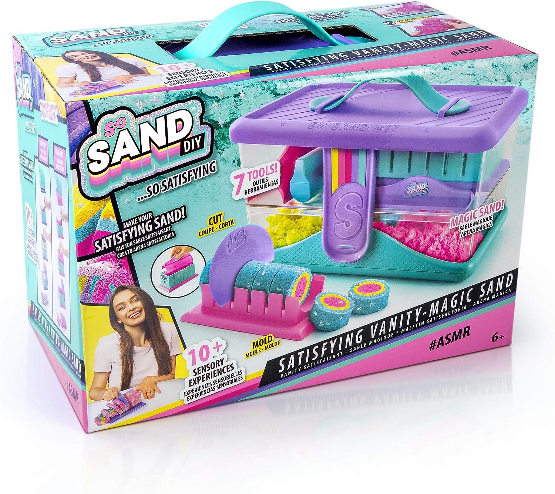 So Sand DIY- Arena mágica (Canal Toys SDD 015): Amazon.es: Juguetes y juegos