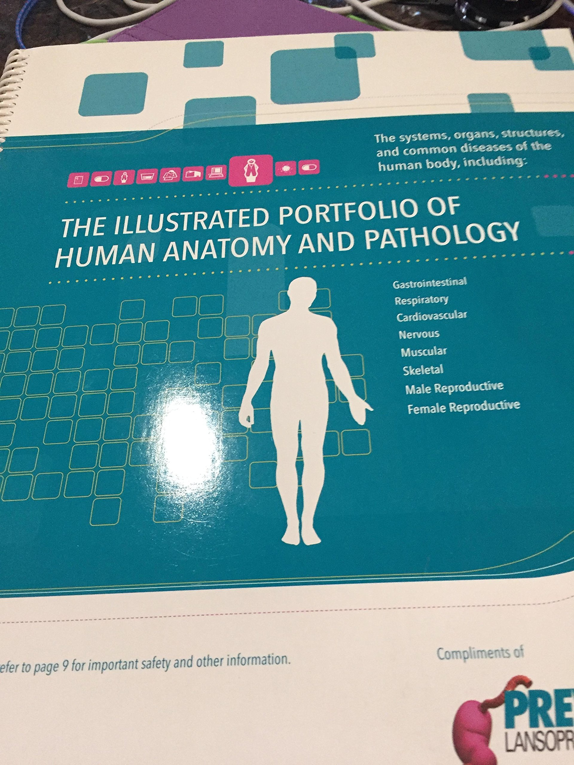 The Illustrated Portfolio Of Human Anatomy And Pathology Prevacid