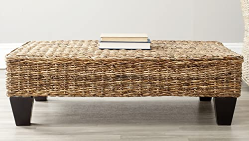 Safavieh Home Collection Leary Wicker Bench
