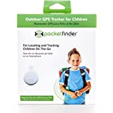 PocketFinder GPS Child Tracker, Compatible with iOS & Android for Locating and Monitoring Children