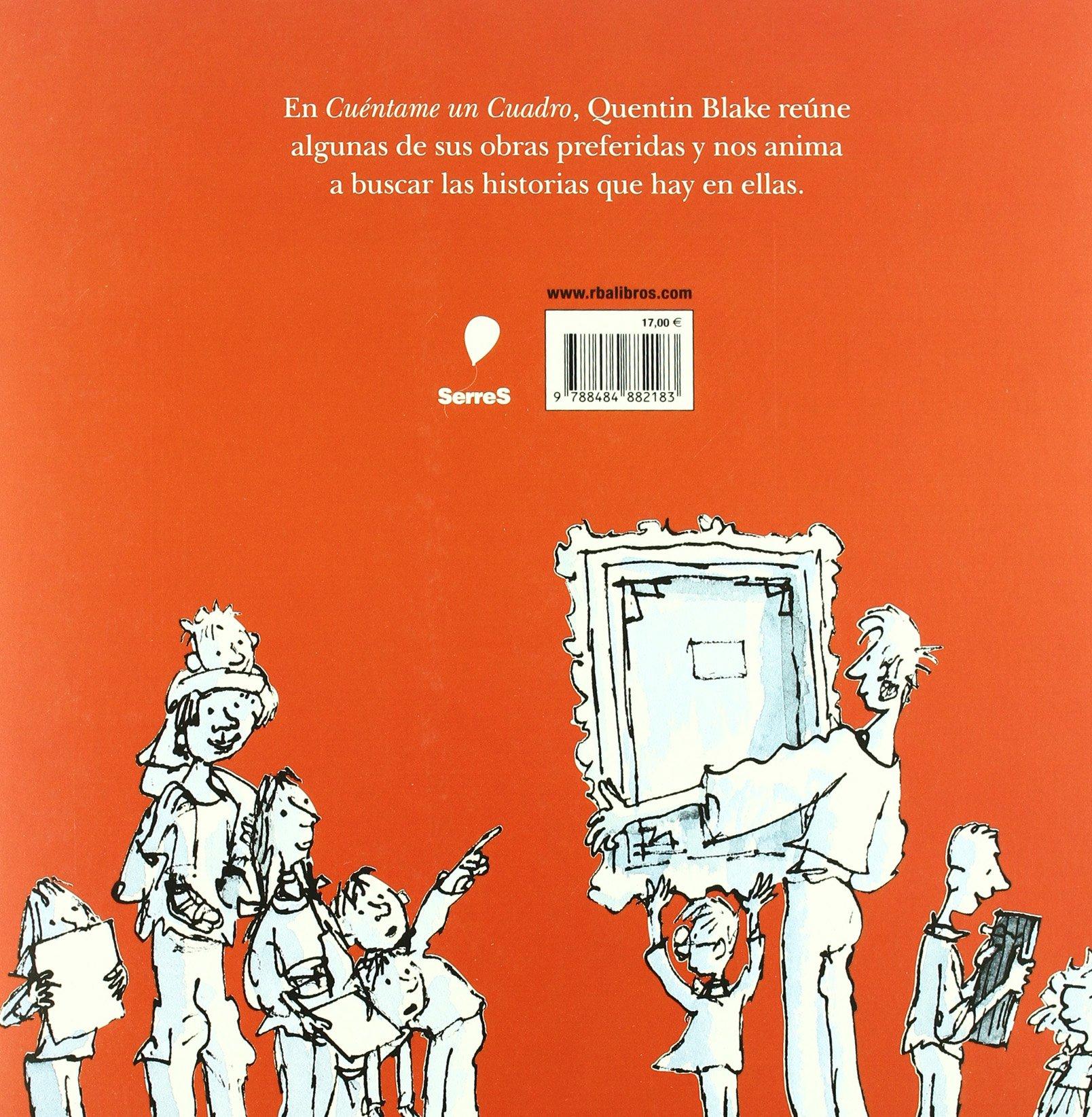 Cuentame Un Cuadro (Spanish Edition)