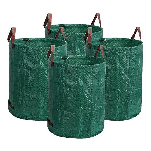 GardenMate PROFESSIONAL Sacchi per i rifiuti da giardino 300 litri Confezione...
