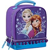 Lunch Bag - Disney Frozen - Insulated Dual Compartment - Back to School