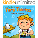 Books for Kids: TERRY TREETOP AND LOST EGG (The Terry Treetop Series Book 1) (English Edition)